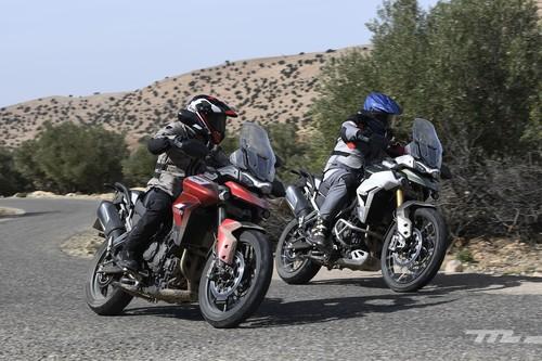 Probamos la Triumph Tiger 900: una moto trail con 95 CV y dos personalidades armadas hasta los dientes