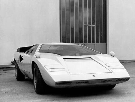 Lamborghini Countach LP500 LP400 Prototipo