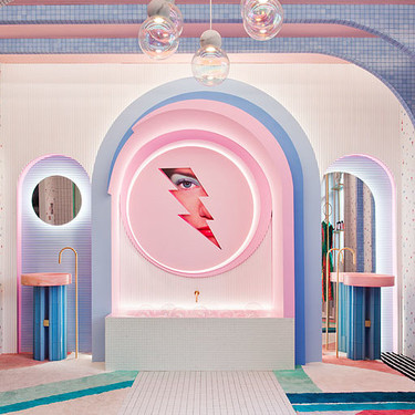 """Último fin de semana para visitar Casa Decor y algunos de sus espacios más sorprendentes como el """"WonderGalaxy"""" de Patricia Bustos"""
