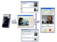 Usar un teléfono Symbian como webcam