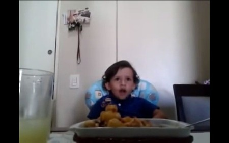 Luiz Antonio dice desde su trona que no quiere comer animales