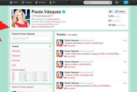 Paula Vázquez la lía en Twitter: un ejemplo más de que hay que mirar bien lo que se publica en las redes sociales