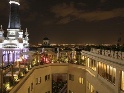 Radio, una propuesta mediterránea y cosmopolita en la azotea del Hotel Me Madrid