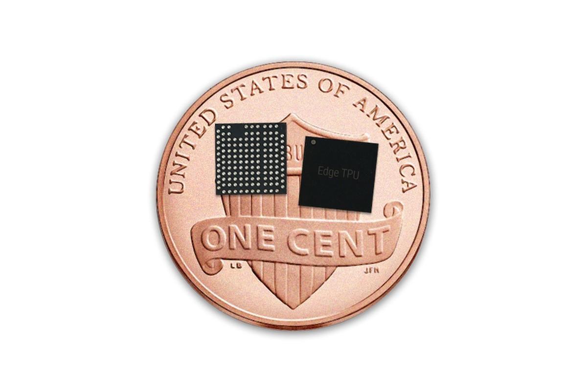 Este diminuto chip es la nueva arma secreta de Google para dominar el mercado de la inteligencia artificial