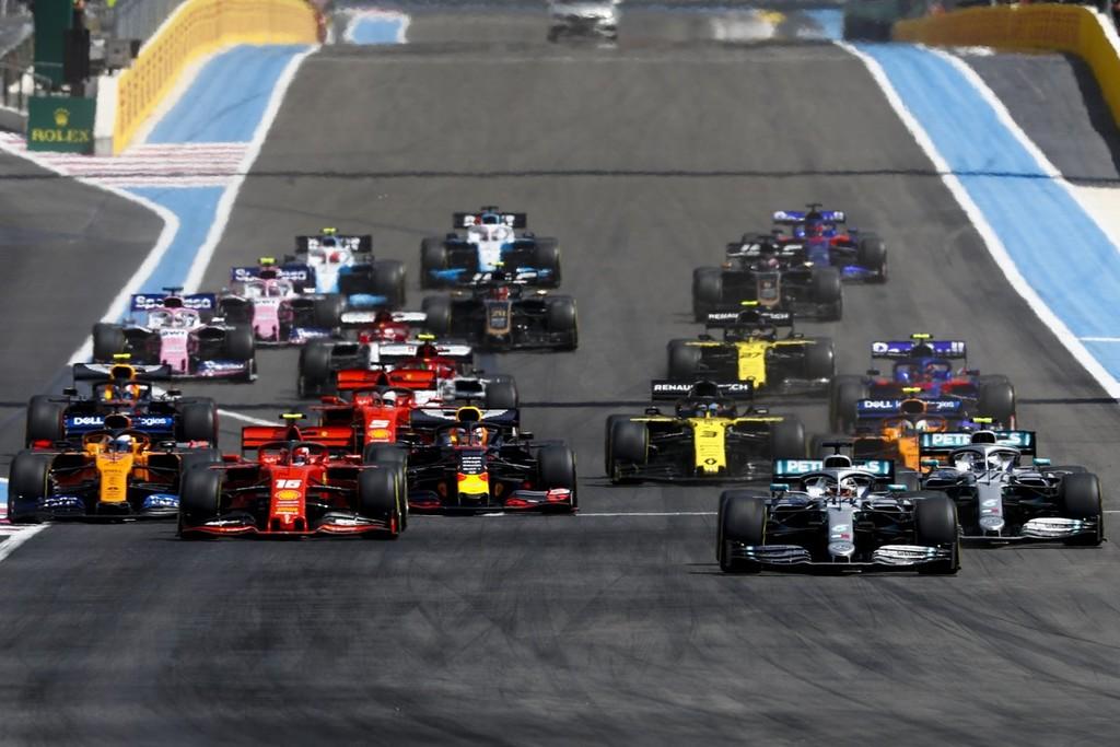 La Fórmula 1 confirma que trabaja en una carrera clasificatoria con parrilla invertida para 2020