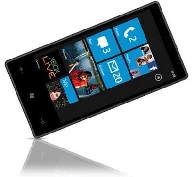 Windows Phone 7 interfaz