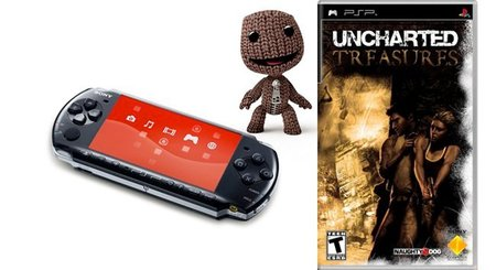 'Little Big Planet 2' y 'Uncharted'... ¿de camino a PSP 2?