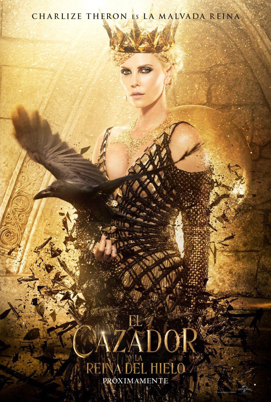 Foto de 'El cazador y la reina del hielo', carteles de la secuela de 'Blancanieves y la leyenda del cazador' (7/8)