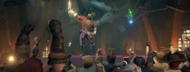 Sea of Thieves estrenará a principios de 2019 su modo multijugador competitivo con La Arena