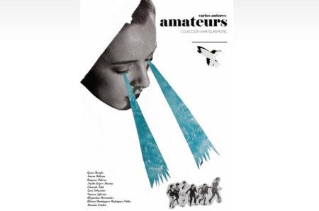 Amateurs, un libro colaborativo de artistas emergentes