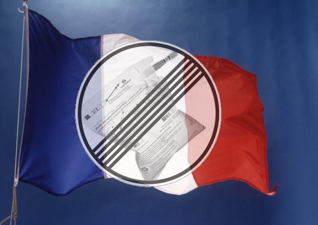 Sin alcotest en Francia