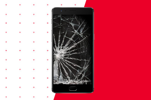 Qué fabricantes ofrecen un seguro especial contra la rotura de pantallas