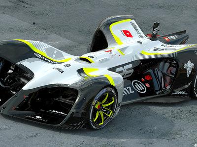Robocar se lleva a casa el récord del vehículo autónomo más rápido del mundo