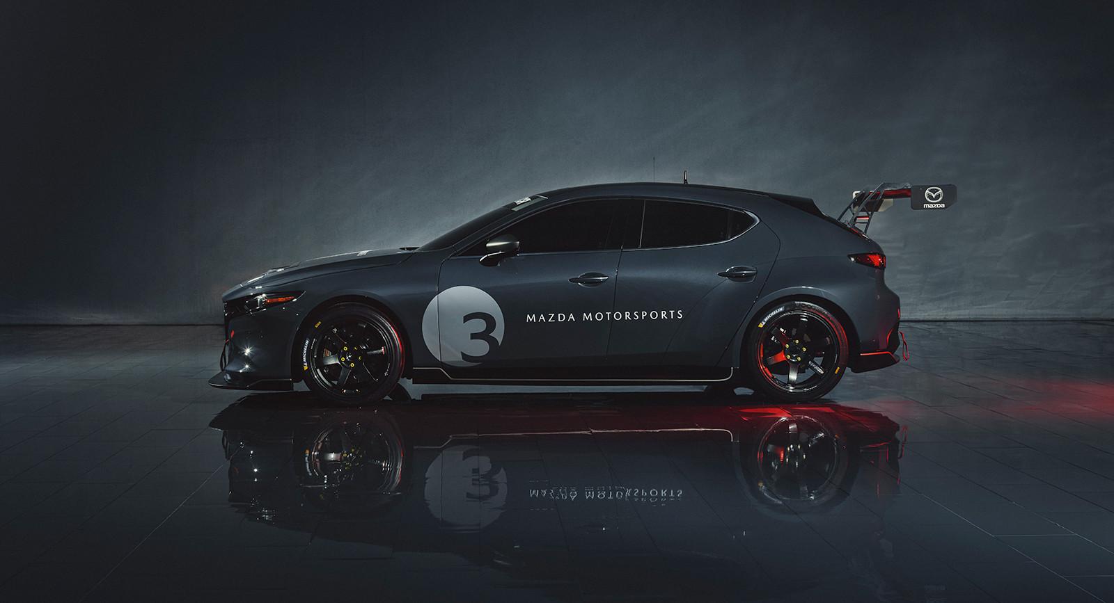 Foto de Mazda3 TCR 2020 (7/10)