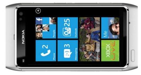 Nokia podría estar en negociaciones con Microsoft para usar Windows Phone 7