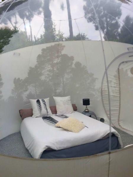 Campera Hotel Burbuja 22
