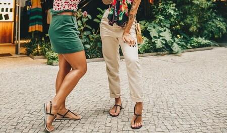 Estas chanclas Havaianas tienen tanto estilo que parecen una sandalias, son las más vendidas en Amazon y cuestan menos de 11 euros