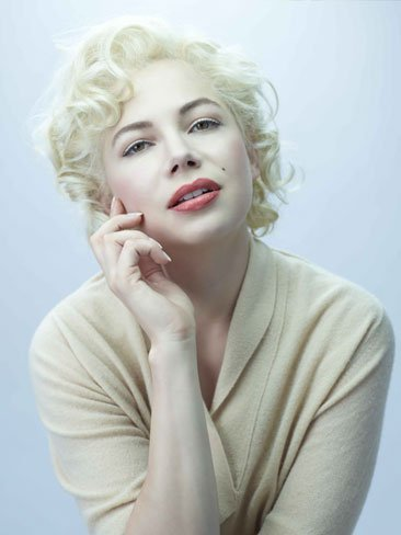 Michelle Williams es el nuevo calco de Marilyn