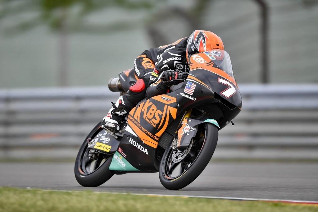 Adam Norrodin Moto3 Gp Republica Checa 2017