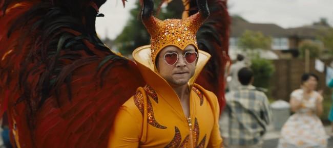 """'Rocketman' ya tiene tráiler: el biopic de Elton John promete una alucinante """"fantasía real"""""""