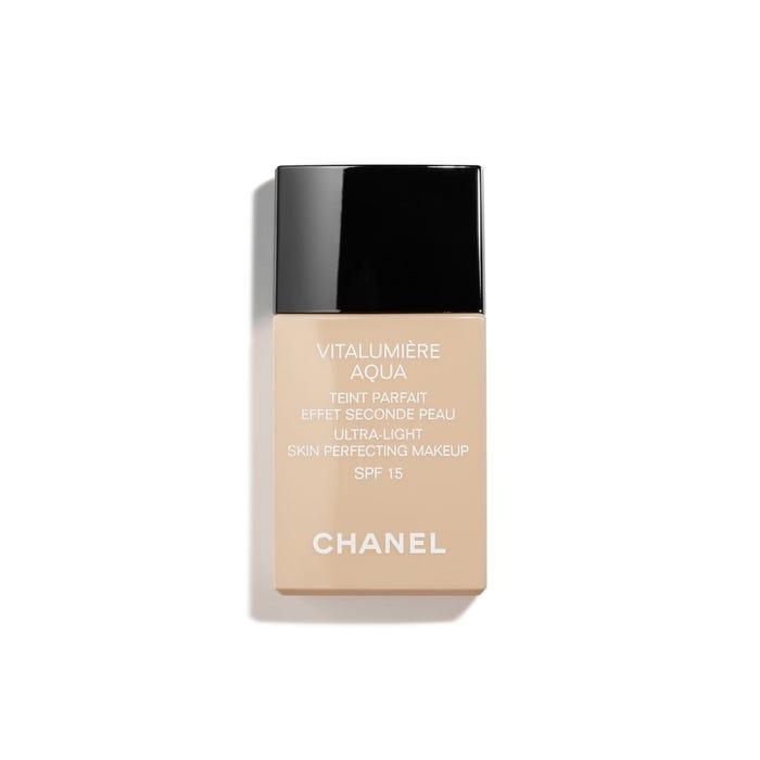 Vitalumiere Aqua Foundation de Chanel