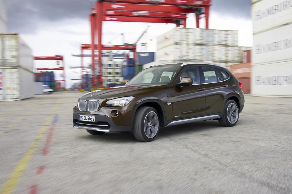 Foto de BMW X1 (3/120)
