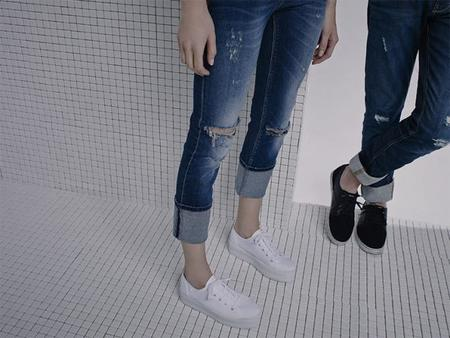 Pull&Bear Blue Denim collection