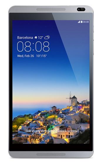 Huawei MediaPad M1, toda la información del nuevo tablet Android de Huawei