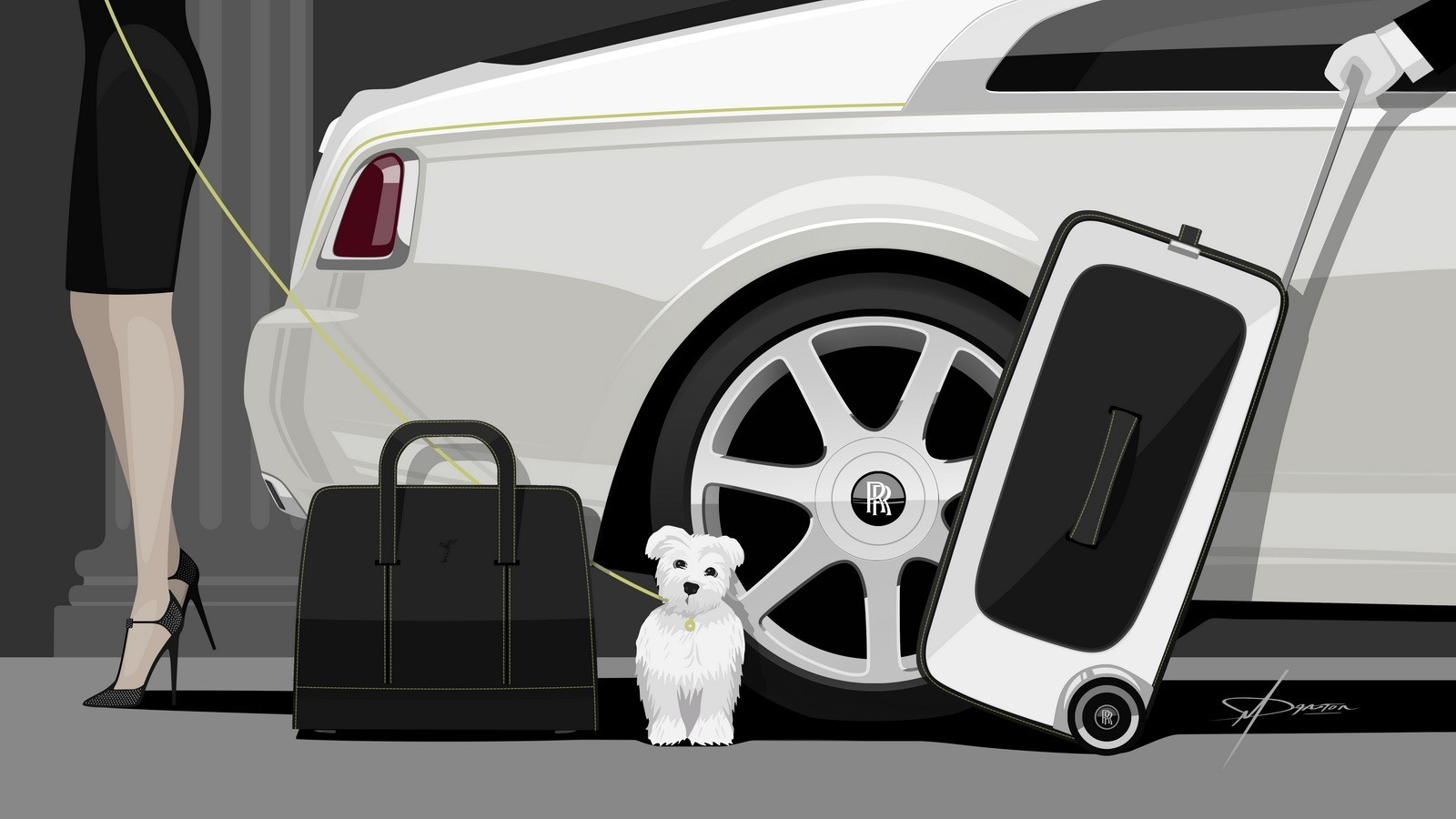 Foto de Rolls-Royce - Set de maletas (6/9)