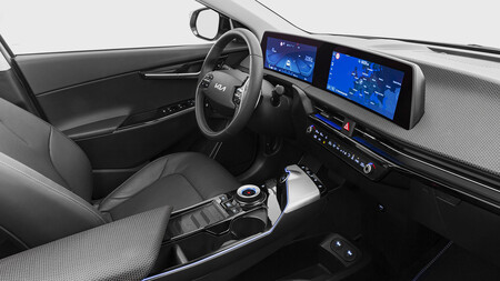 Kia Ev6 Primer Contacto Interior 17