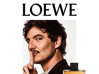 No podían haber elegido mejor: Pedro Pascal es la nueva imagen de Solo de Loewe