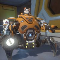 Overwatch: si te sorprendió el aspecto de Wrecking Ball espera a ver sus aspectos alternativos