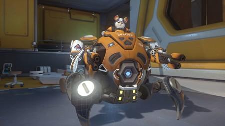 Overwatch: si te sorprendió el aspecto de Wrecking Ball espera a ver sus aspectos alternativos