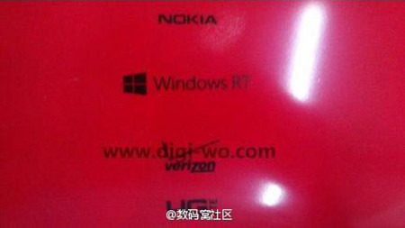 Nokia Tablet Windows RT Leak