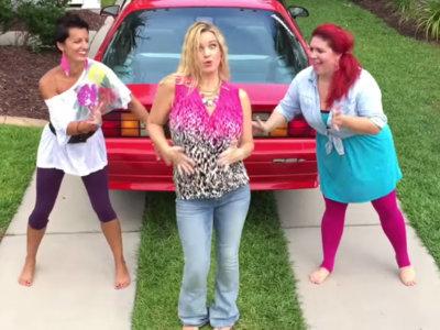 Una pareja anuncia su embarazo versionando a Britney Spears