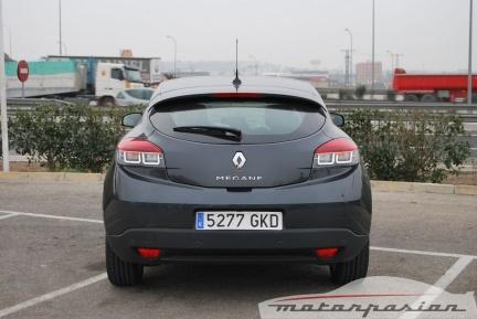 Renault Mégane Coupé 1.5 dCi 105, prueba (parte 4)