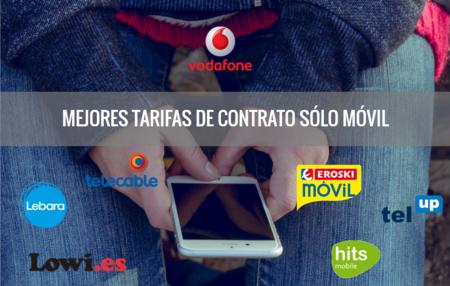 Tarifas Contrato Vodafone