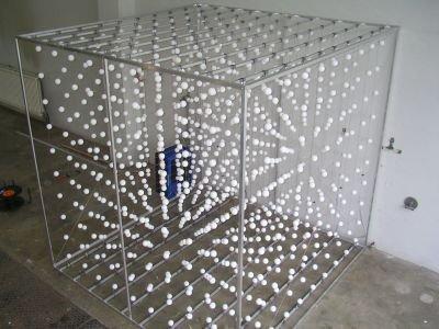 El display 3D más grande del mundo