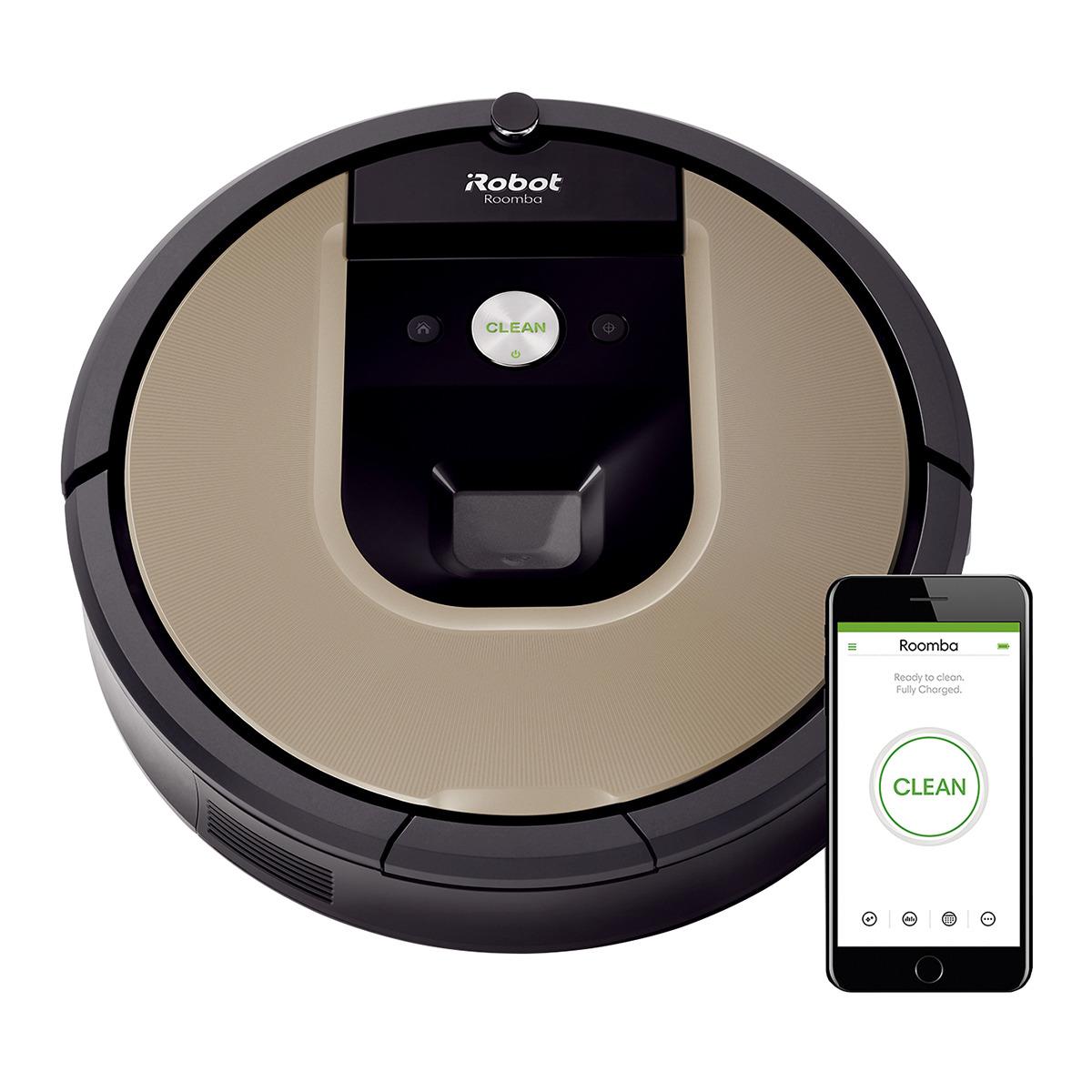 Si todavía pasas la escoba, es porque quieres. Programa la limpieza de la casa desde el móvil y maximiza tu tiempo libre con iRobot Roomba 966, el robot aspirador que todos quieren imitar.