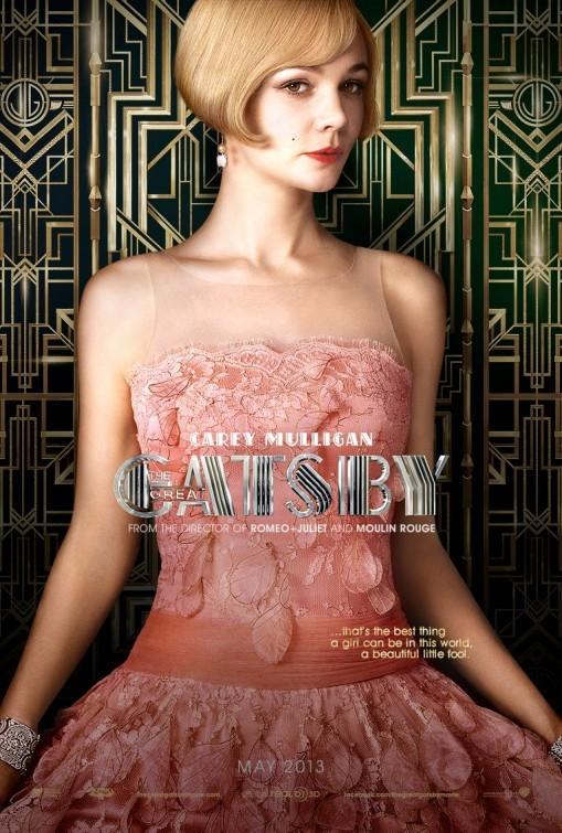 Foto de 'El gran Gatsby', carteles de los protagonistas (2/6)