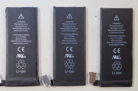 Baterias Iphone