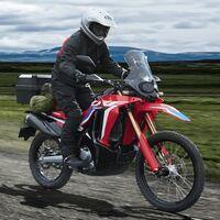 Más detalles sobre las Honda CRF250 Rally y CRF250L: se quedan en 24 CV, adelgazan 5 kilos y mejoran su suspensión