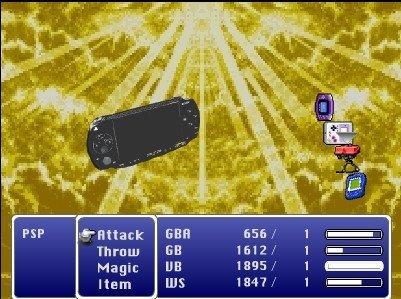 Sega Fantasy VI