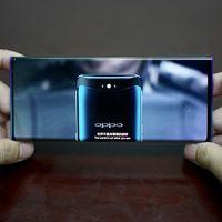"""Así es como OPPO cree que serán los smartphones del futuro: pantalla con bordes más curvos para """"mejor"""" visualización"""