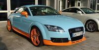 Audi TT Quattro Sport Bicolor