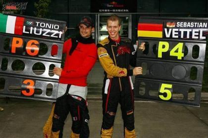 Empezar con el Toro Rosso de la temporada pasada no preocupa a Sebastian Vettel