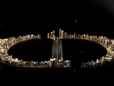 Estas Navidades Gold is the New Black, y Dior nos lo demuestra con su film Dior Holiday Lights