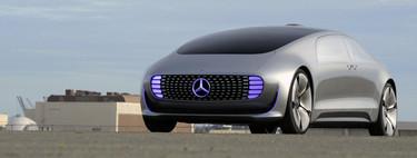 Mercedes-Benz F 015: viajamos en el tiempo para conocer el futuro de la conducción autónoma
