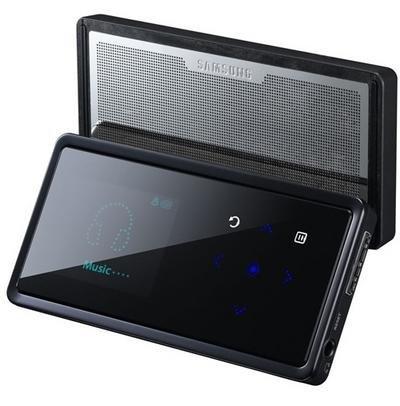 Samsung YP-K5, con altavoces integrados