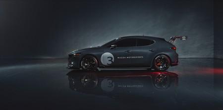 Mazda3 TCR se prepara para su primera aparición en los circuitos